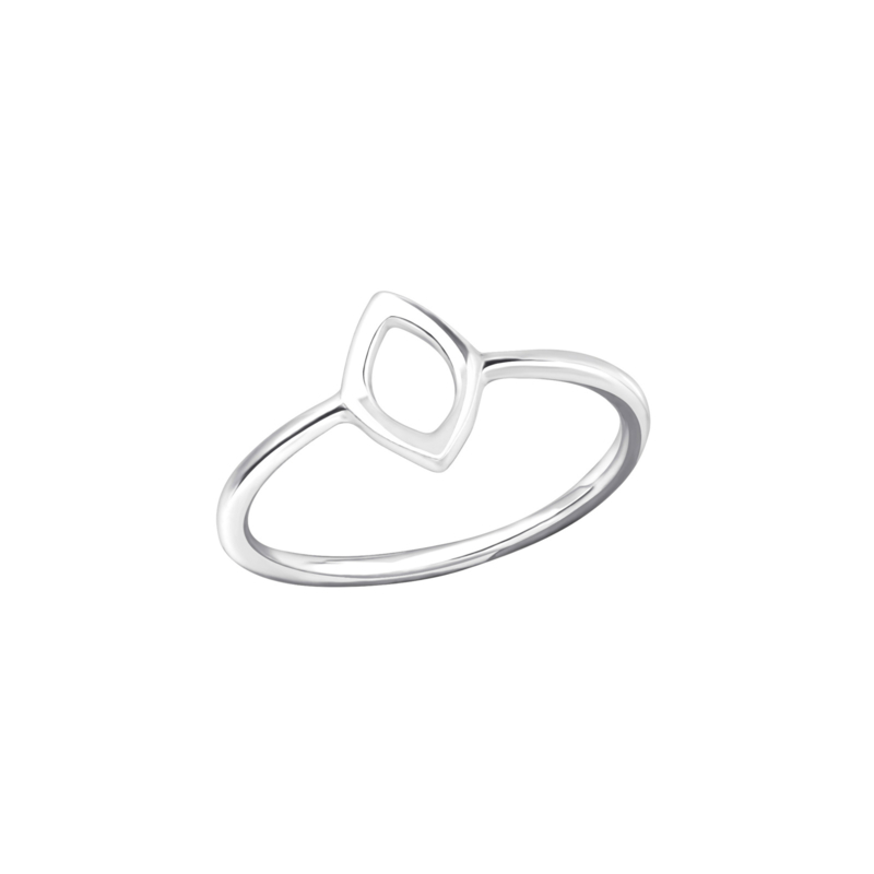 Ring Open Square