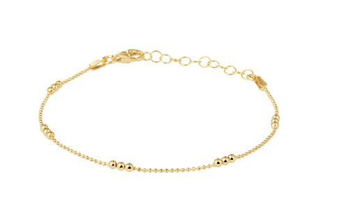Bracelet Three Dots Gold