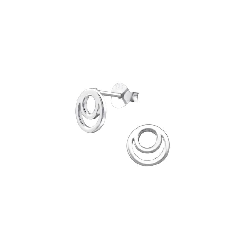 Earrings Happy Rounds