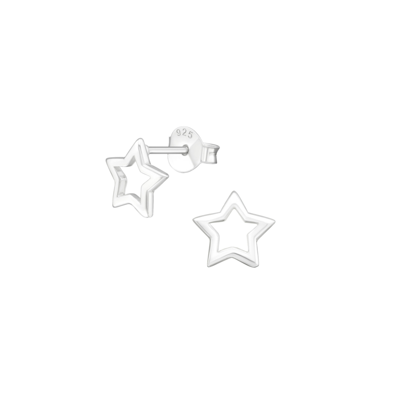Earrings Special Stars