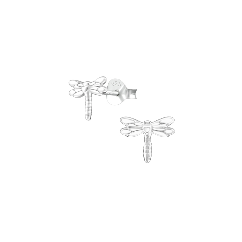 Earrings Dragonfly