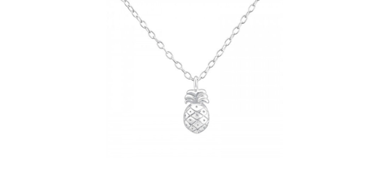 Necklace Juicy Pineapple