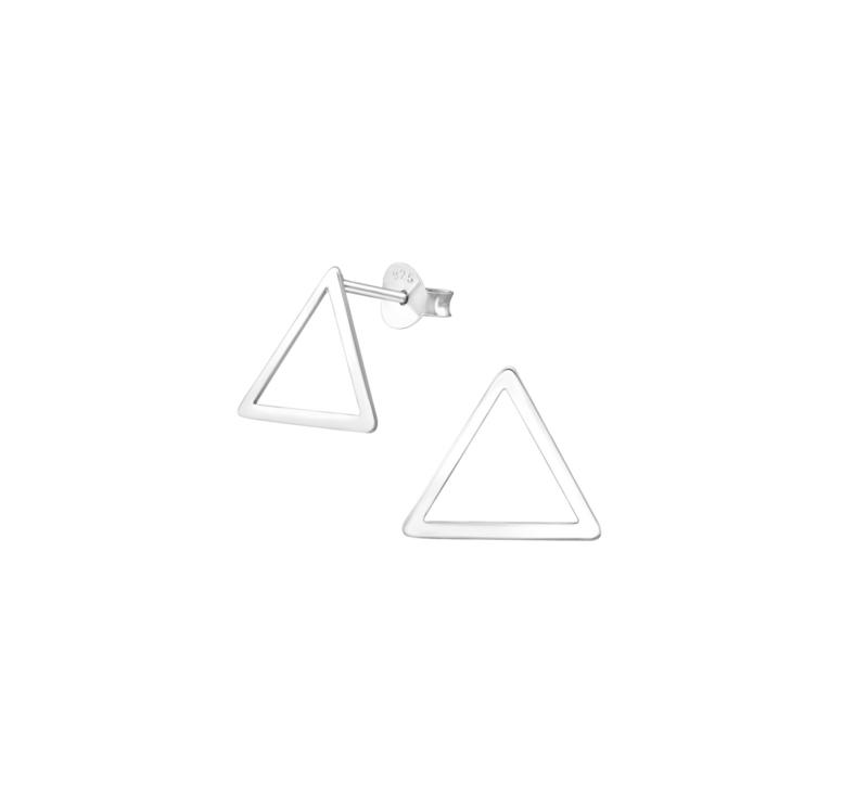 Earrings Triangles