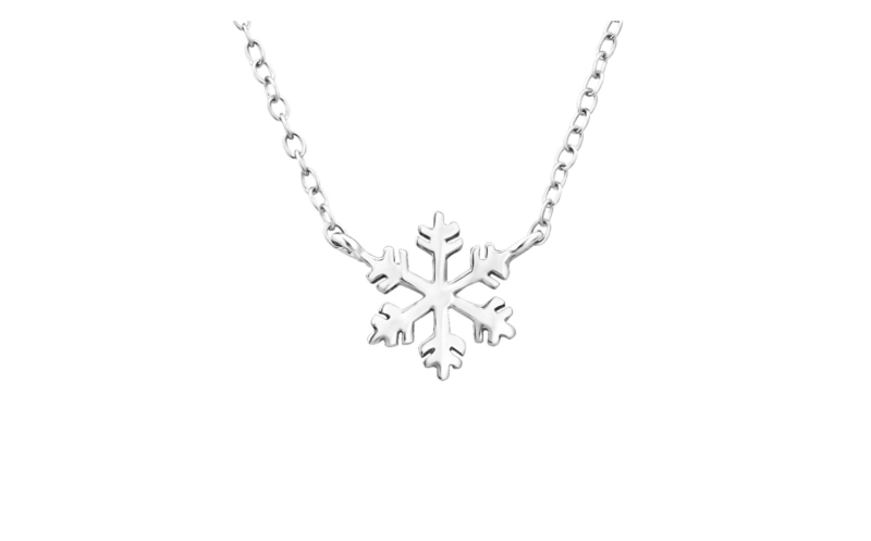 Necklace Snowflake