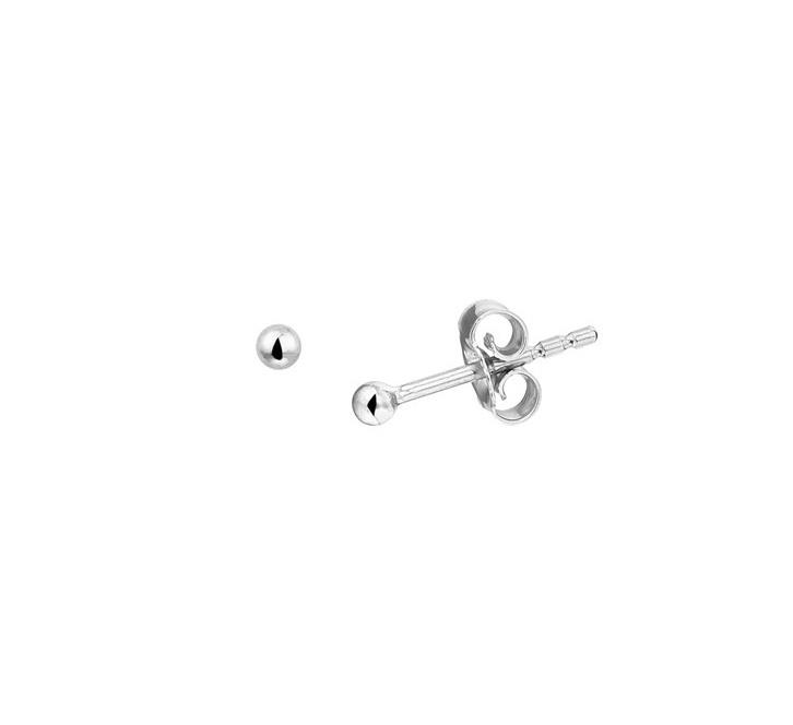 Earrings Basic 2mm