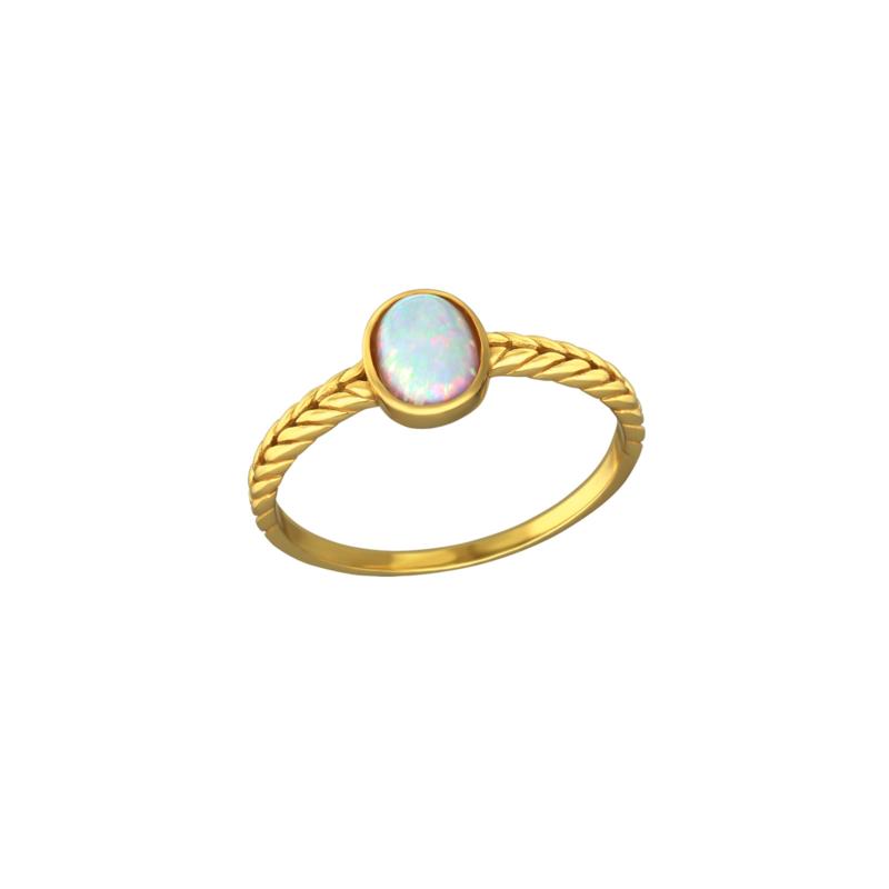Ring Senna Gold