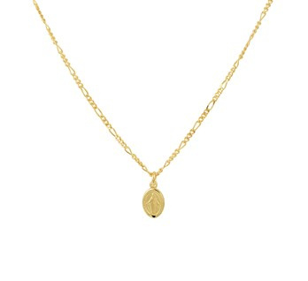 Necklace Vintage Gold