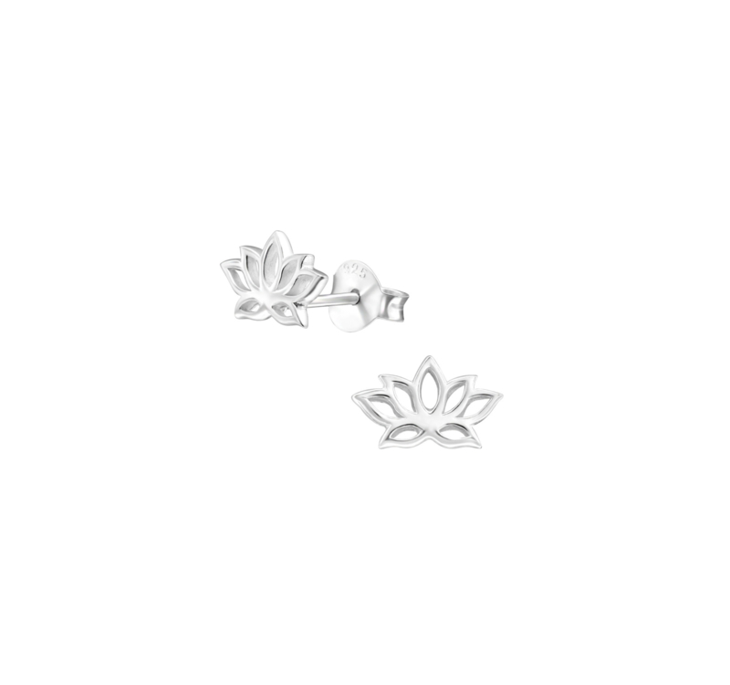 Earrings Lovely Lotus