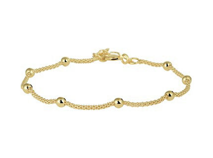 Bracelet Beautiful Dots Gold