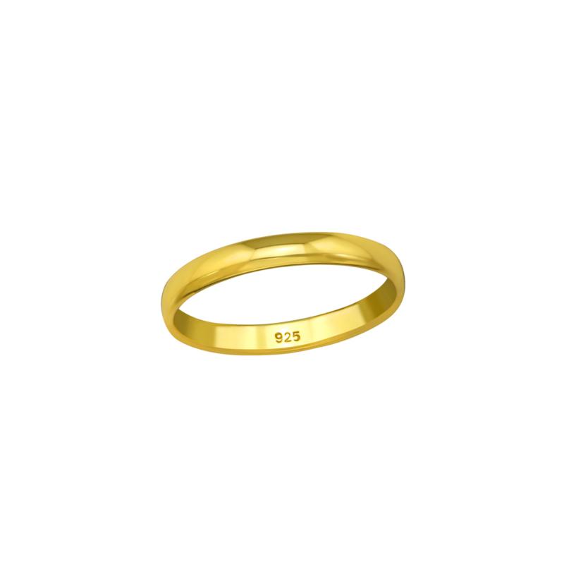 Ring Morning Glory Gold