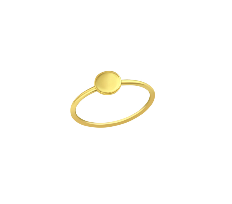 Ring Happiness Gold