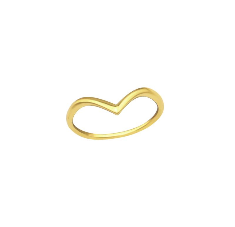 Ring Mister V Gold