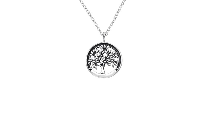 Necklace Tree