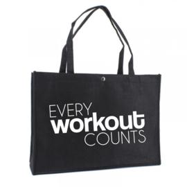 Every workout counts | vilten tas