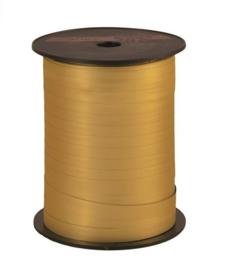 Krullint - goud - 10 mm