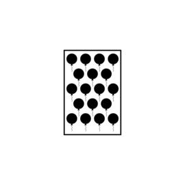 Figuurtjes | ballonnen (3 cm)