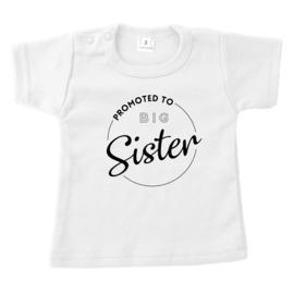 Promoted to big sister | shirt