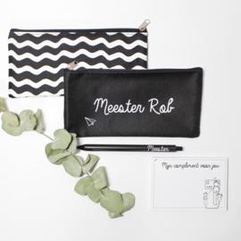 Set cadeautjes | meester