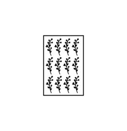 Kleine knopjes   botanisch