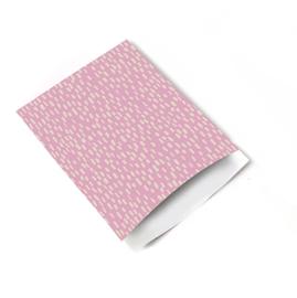 Inpakzakjes raindrops pink