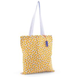 Roll-bag limon | katoenen tas