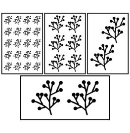 Ronde knopjes | botanisch
