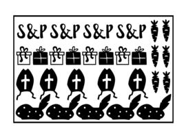 Stickers | Sinterklaas