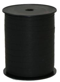 Krullint - zwart  - 10 mm