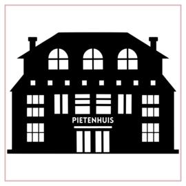 Raamstickers | Pietenhuis