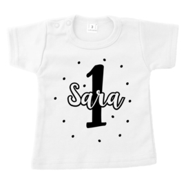 Leeftijdsshirt 1 | shirt