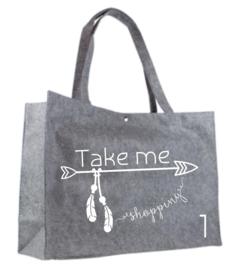 Take me shopping   vilten tas