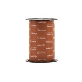 Krullint - kadootje - rust - 10 mm