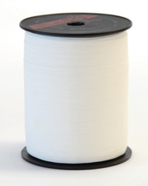 Krullint - melkwit  - 10 mm