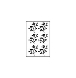 Ronde knopjes   botanisch