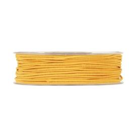 Elastisch koord - geel - 1,8 mm