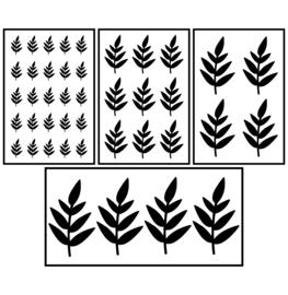 Puntige blaadjes | botanisch