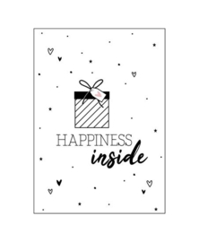 Happiness inside   kaart