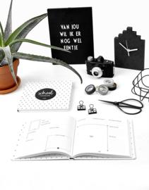 Schoolfotoboek | invulboek