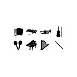 Muziek memorie