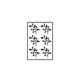 Miniblaadjes   botanisch