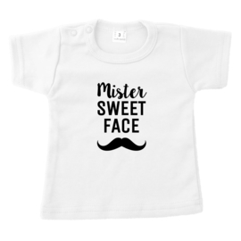 Mister sweet face | shirt