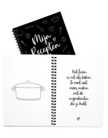 Receptenboek   invulboek