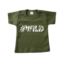#wild | shirt
