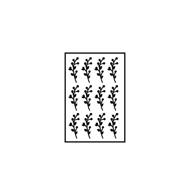 Kleine knopjes | botanisch