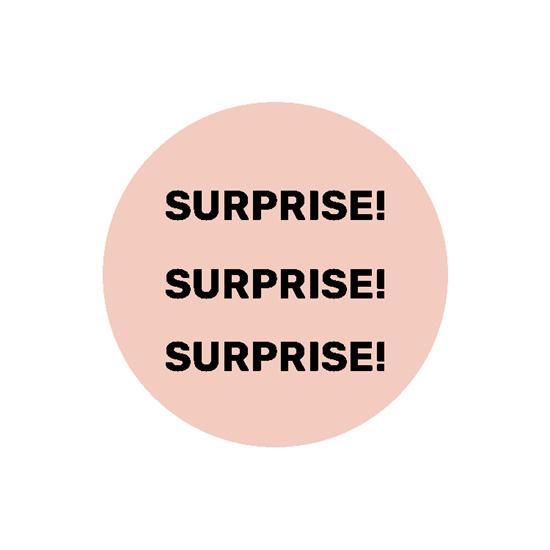 SURPRISE SURPRISE SURPRISE | sticker