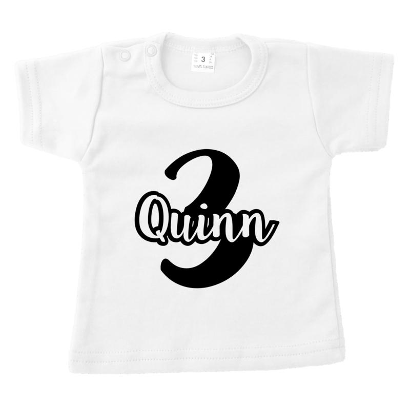 Leeftijdsshirt 3 | shirt