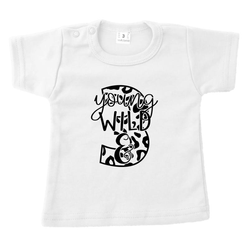 Young, wild & 3 | shirt
