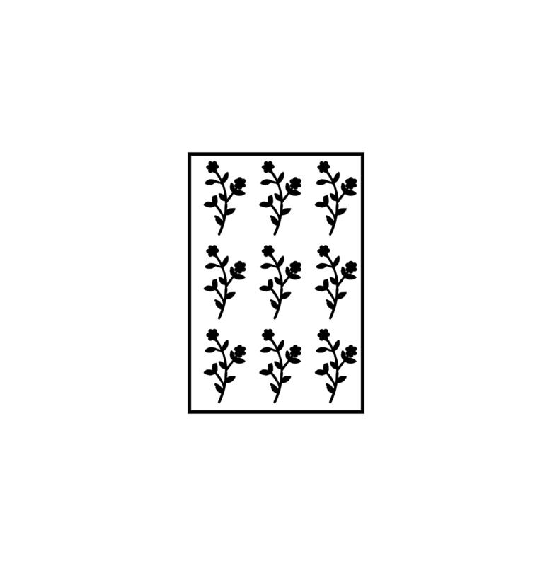 Bloemetjes | botanisch