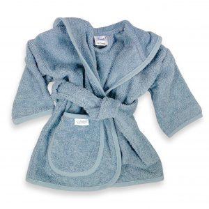Badjasje, grey/blue