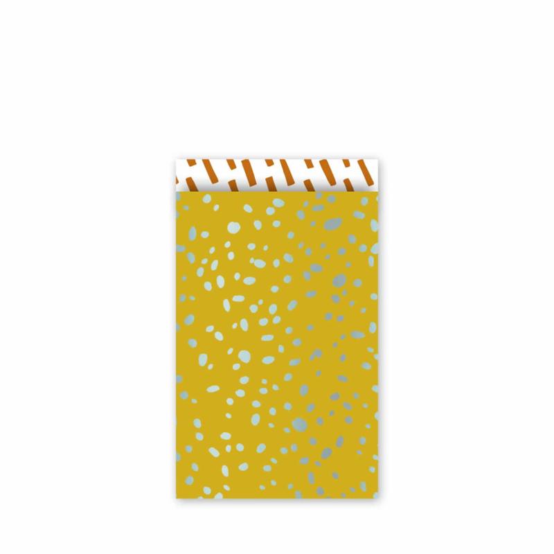 Colorful Terrazzo | cadeauzakje - 12 x 19 cm